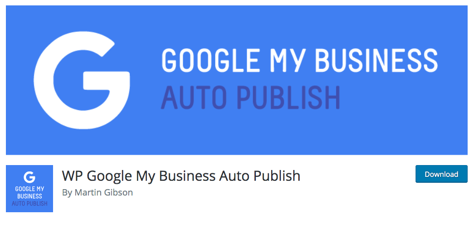 Google My Business con WordPress